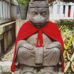 Tokyo monkey statue by Bantosh from Wikipedia