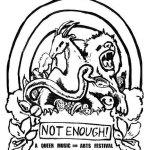 Not Enough! Queer Music Festival, Portland, Oregon