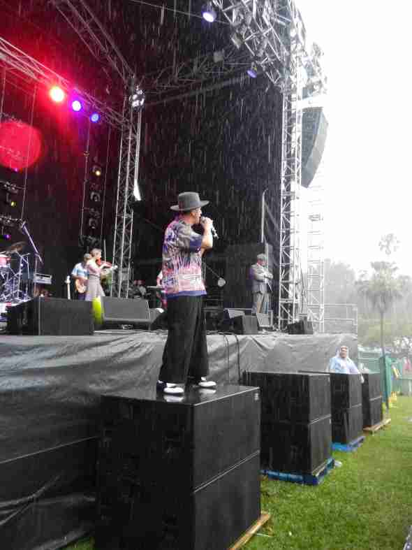 Dexys in Brisbane, 2012 (Kevin)