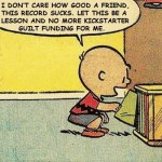 Charlie Brown kickstarter
