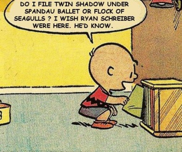 Charlie Brown pitchfork