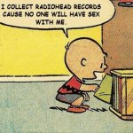 Charlie Brown radiohead