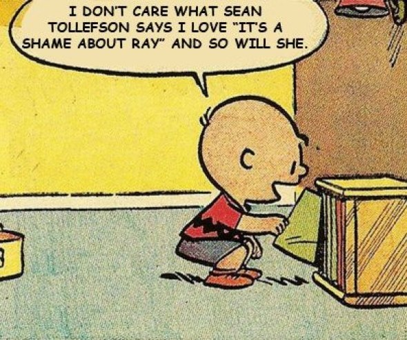 Charlie Brown tullycraft