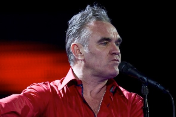 Morrissey live 2012