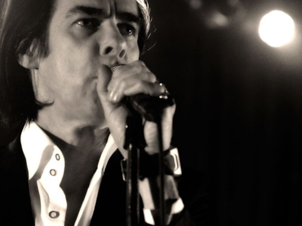 Nick Cave & The Bad Seeds @ Brisbane Riverstage, Friday 8 March 2013