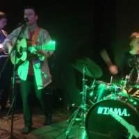 The Goon Sax, live in Brighton (UK)