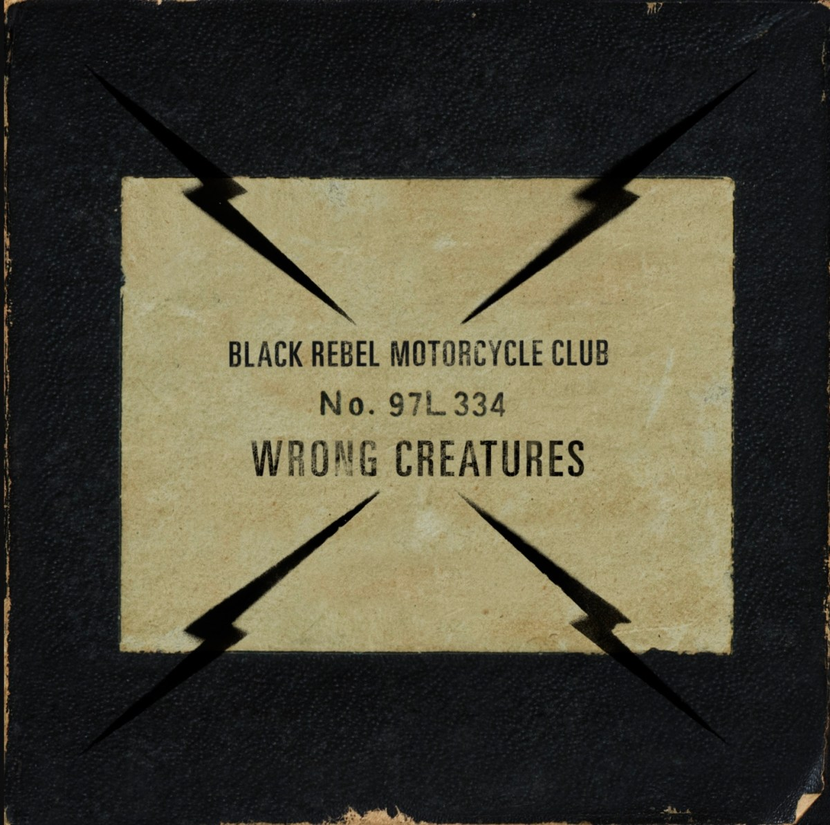 Black Rebel Motorcycle Club – Wrong Creatures (Inertia)