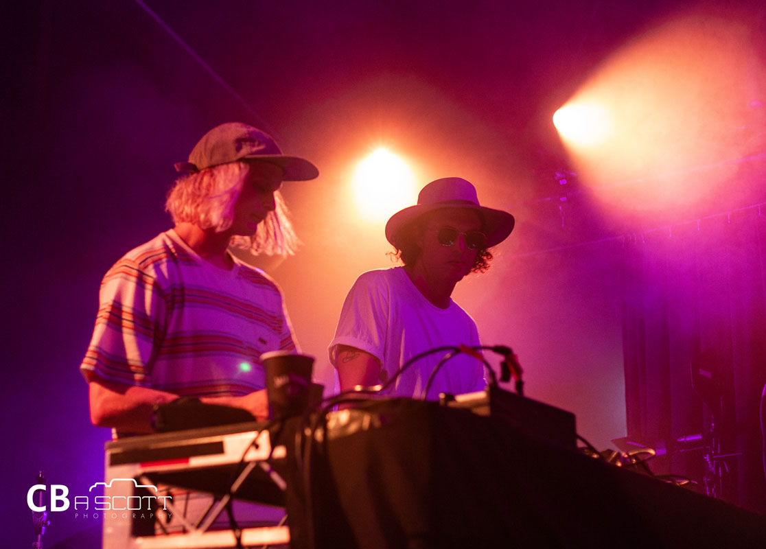 Hockey Dad - Falls Festival @ Byron Bay, 31.12.2018