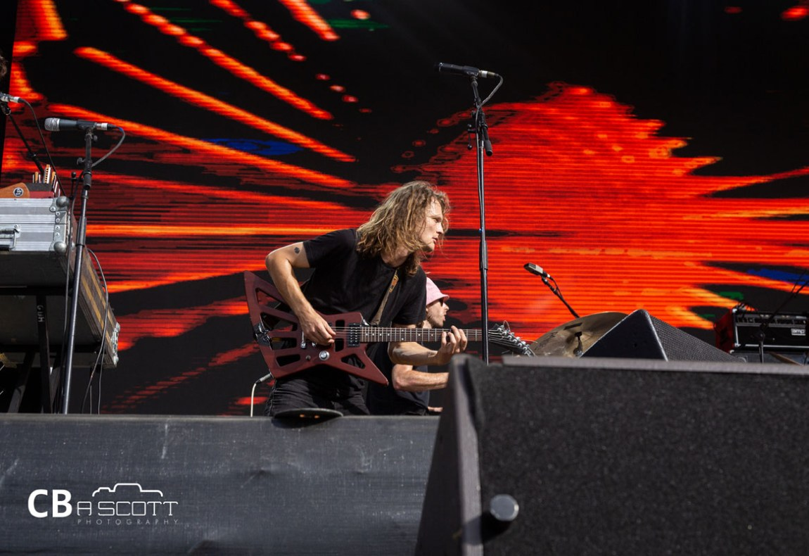 King Gizzard & The Lizard Wizard - Falls Festival @ Byron Bay, 01.01.2019