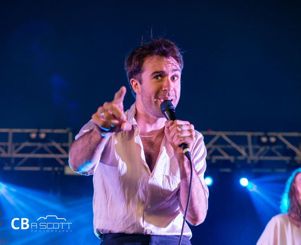 The Vaccines - Falls Festival @ Byron Bay, 02.01.2019