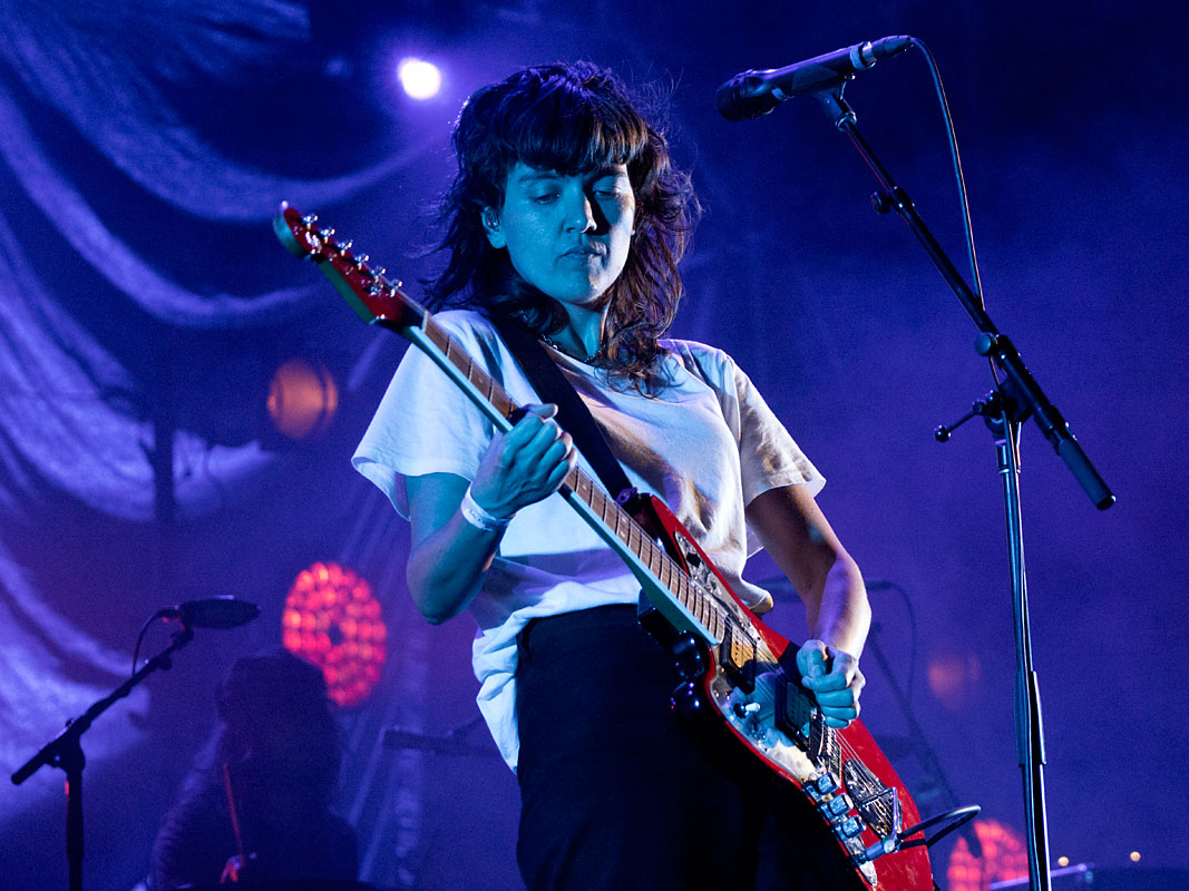 Courtney Barnett @ Laneway Festival, RNA Showgrounds, Brisbane, Saturday 2 February 2019
