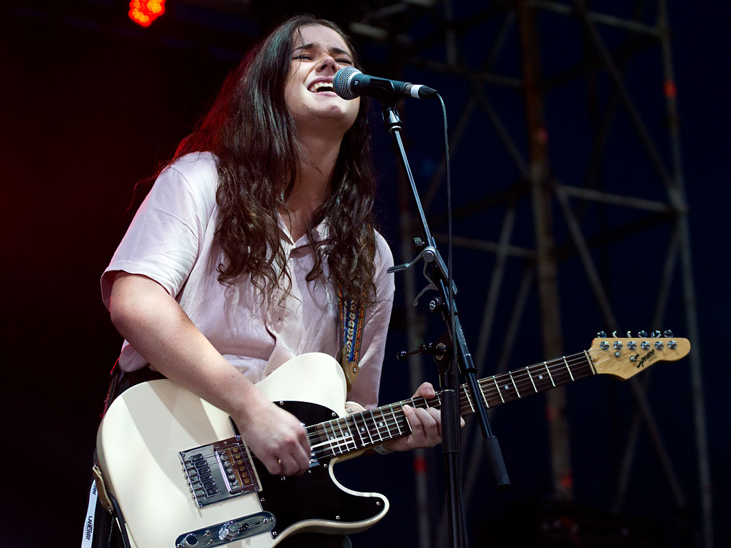 Ruby Fields @ Laneway Festival, RNA Showgrounds, Saturday 2 February 2019