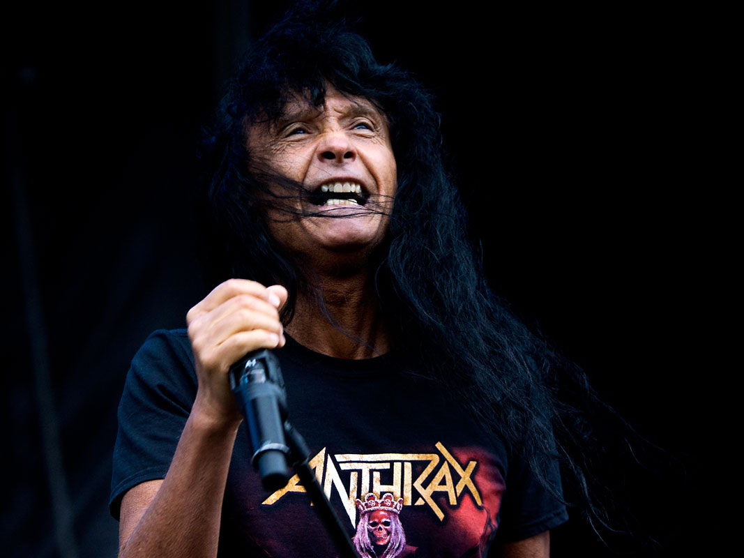 Anthrax @ Download Festival, Parramatta Park, Saturday 9 March 2019