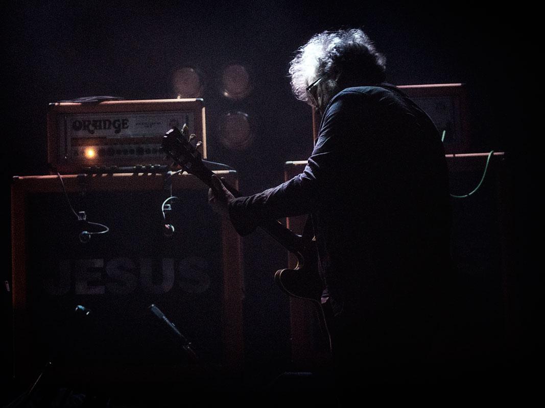 The Jesus and Mary Chain @ The Tivoli, Friday 8 March 2019