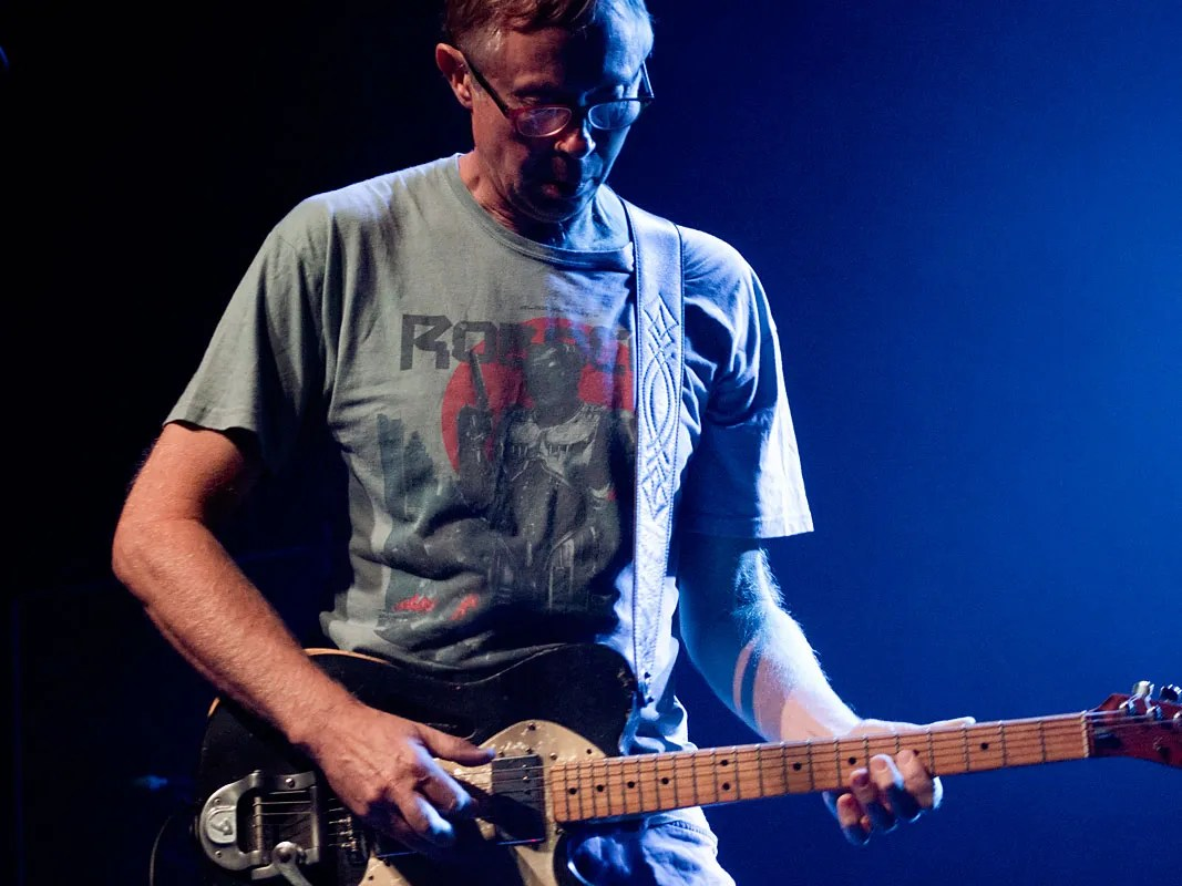 Mick Turner @ Triffid, Thursday 7 March 2019