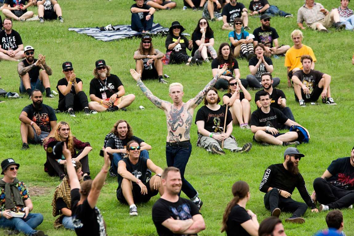 Slaves @ Download Festival, Parramatta Park, Saturday 9 March 2019