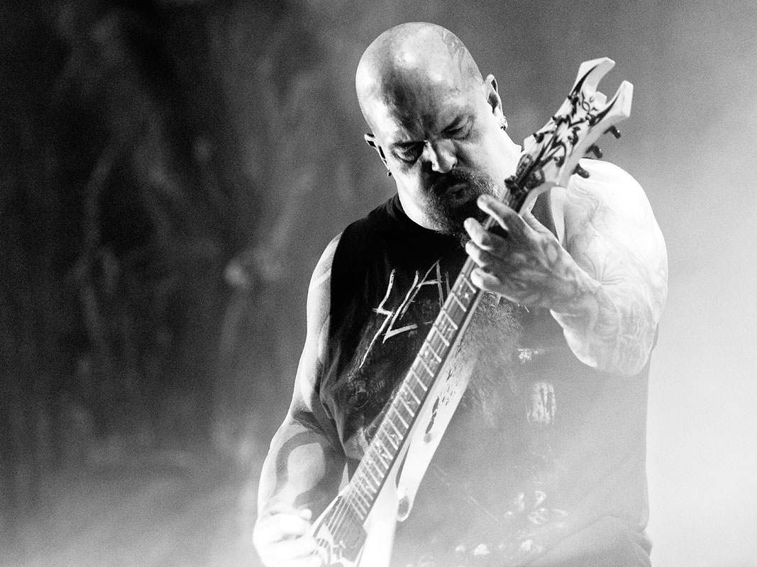 Slayer @ Download Festival, Parramatta Park, Saturday 9 March 2019