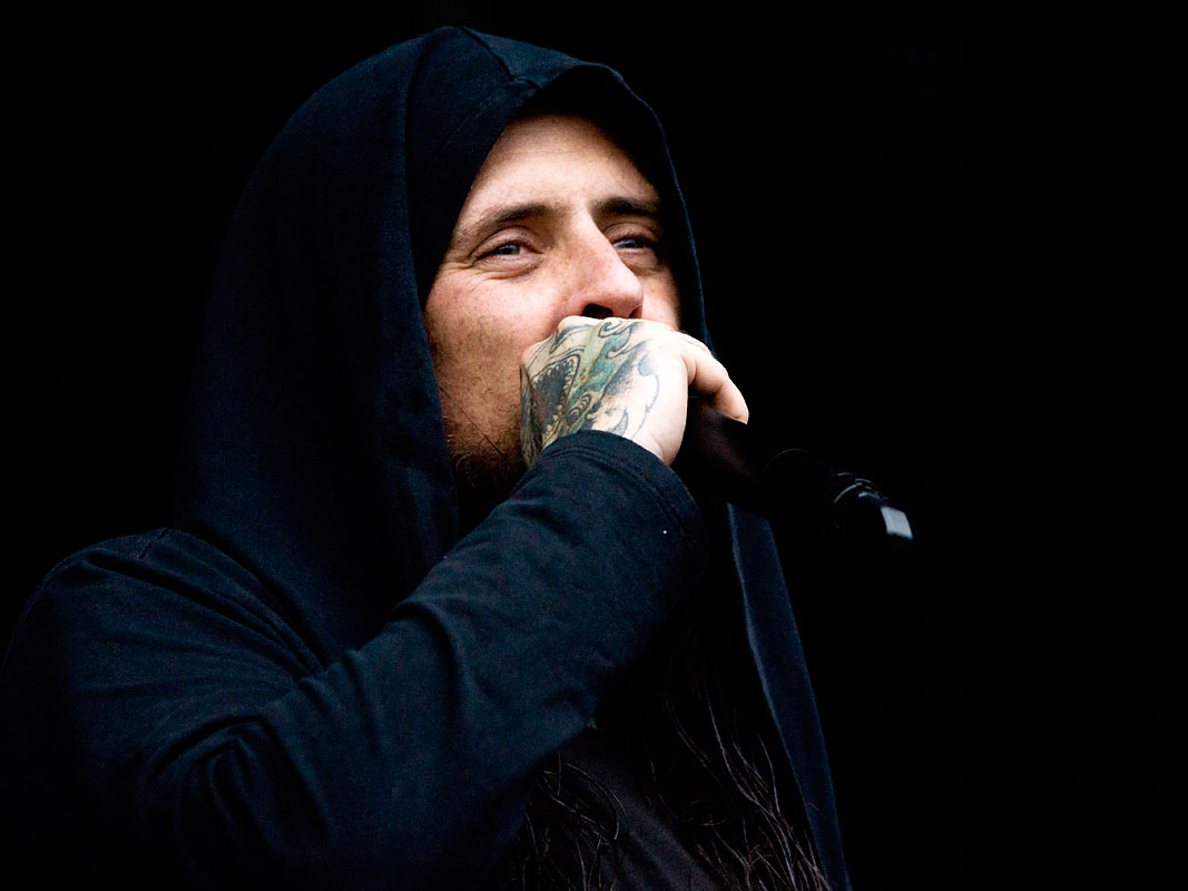 Thy Art Is Murder @ Download Festival, Parramatta Park, Saturday 9 March 2019