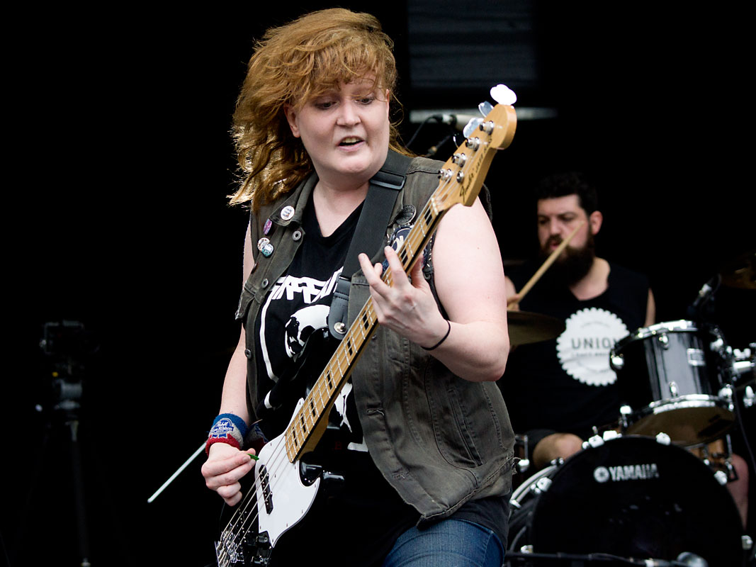 War On Women @ Download Festival, Parramatta Park, Saturday 9 March 2019
