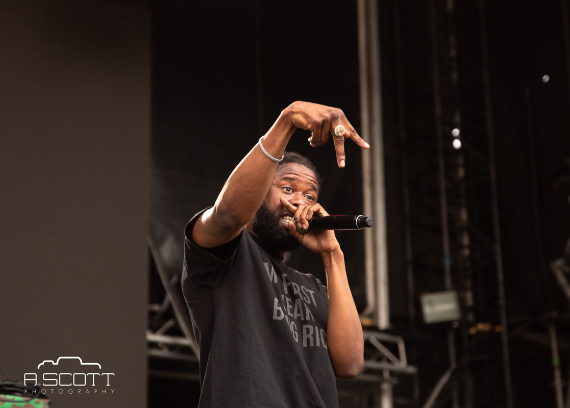 ASAP Twelvyy @ Groovin The Moo, Maitland Showgrounds, Saturday 27 April 2019