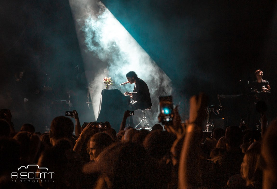 Nick Murphy @ Groovin The Moo, Maitland Showgrounds, Saturday 27 April 2019