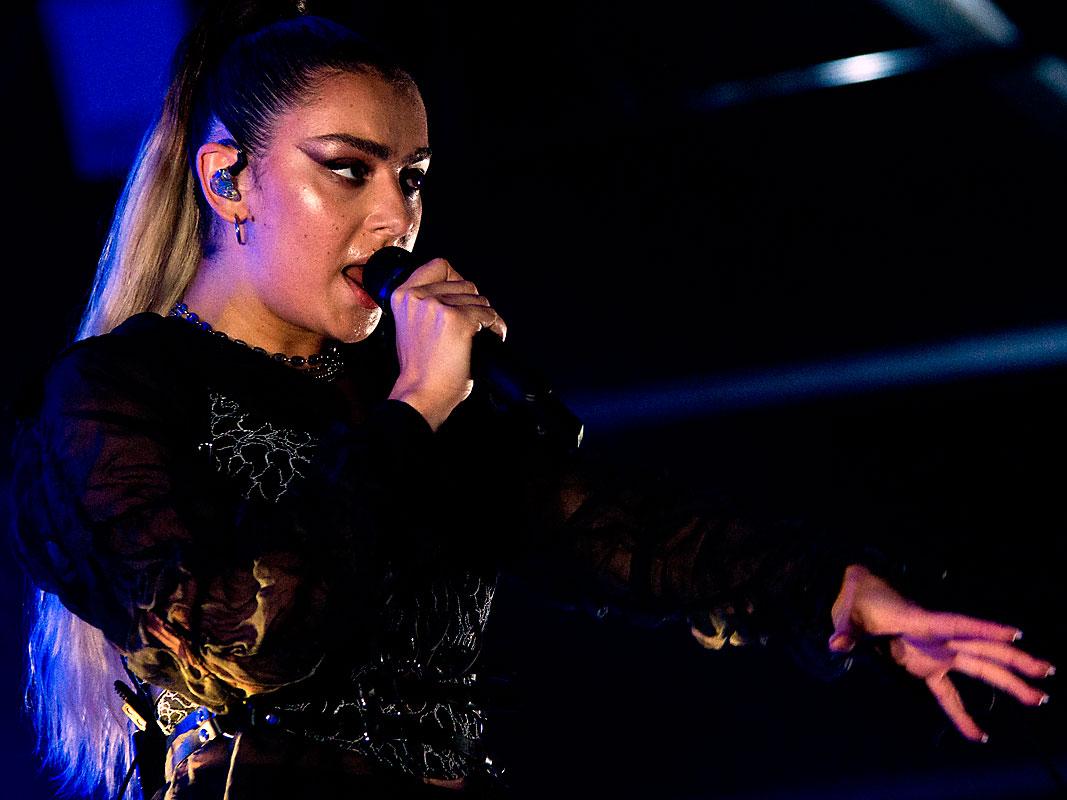 Charli XCX @ Laneway Brisbane, Saturday 1 February 2020