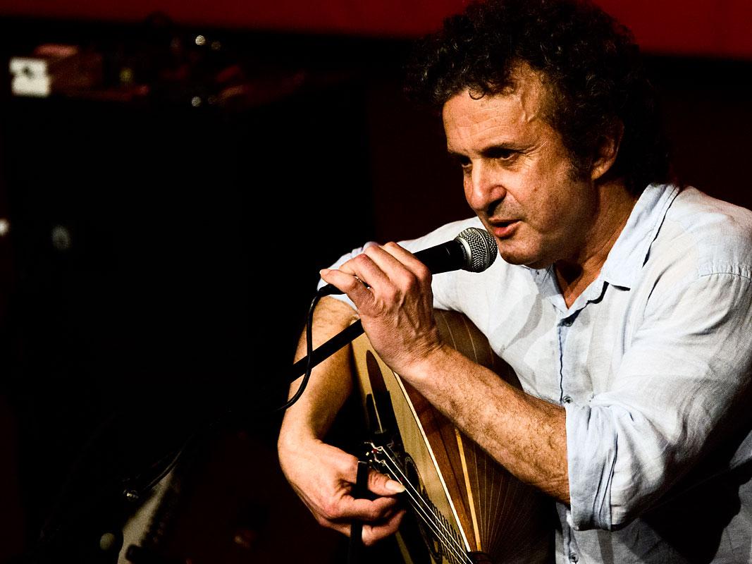 Xylouris White @ The Tivoli, Brisbane, Friday 6 March 2020