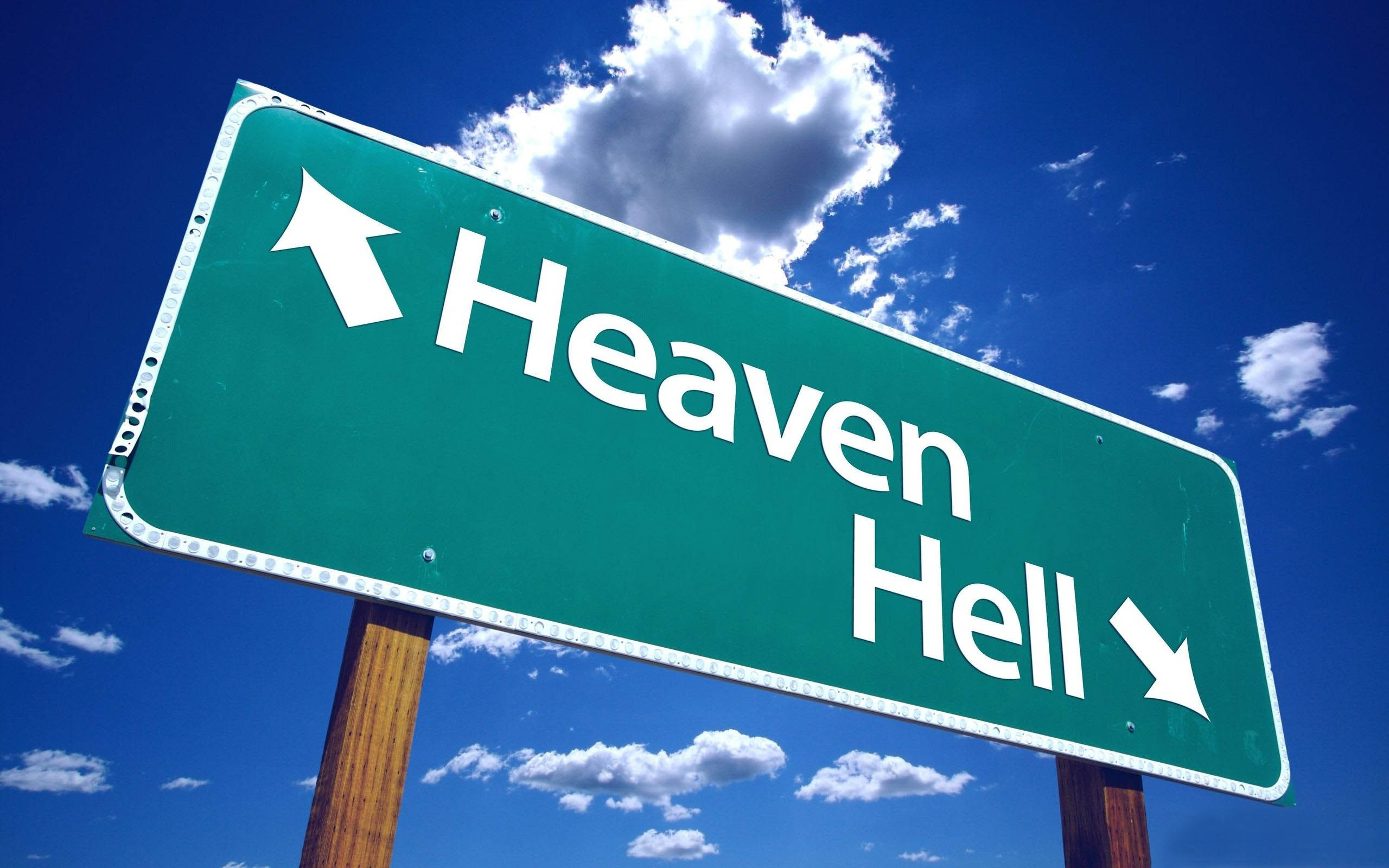 Hell and Heaven in Narrative Perspective by Andrew Perriman