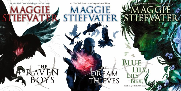 Blue Lily, Lily Blue (The Raven Cycle #3) by Maggie Stiefvater