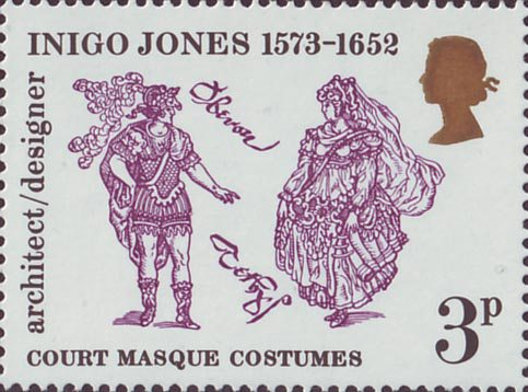 400th Anniversary Of The Birth Of Inigo Jones 1973