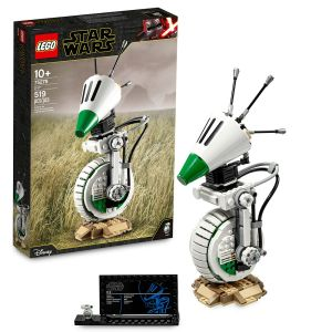 D-O Figure by LEGO Star Wars: The Rise of Skywalker Official shopDisney