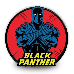D23 Exclusive Marvel's Black Panther 55th Anniversary Pin Limited Edition Official shopDisney