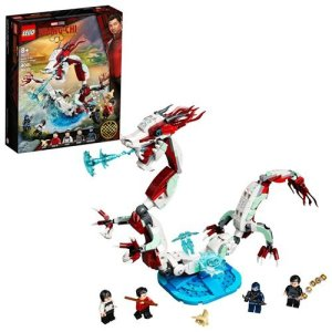 LEGO 76177 Marvel Heroes Battle at the Ancient Village
