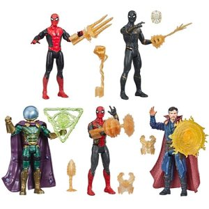 Spider-Man: No Way Home 6-Inch Action Figures Wave 2 Case of 8