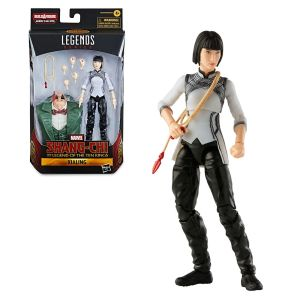 Xialing Action Figure Shang-Chi and the Legend of the Ten Rings Marvel Legends Official shopDisney