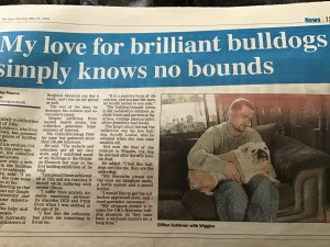 Thank you Brighton Argus