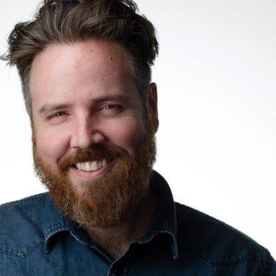 Michael Schacht headshot portrait