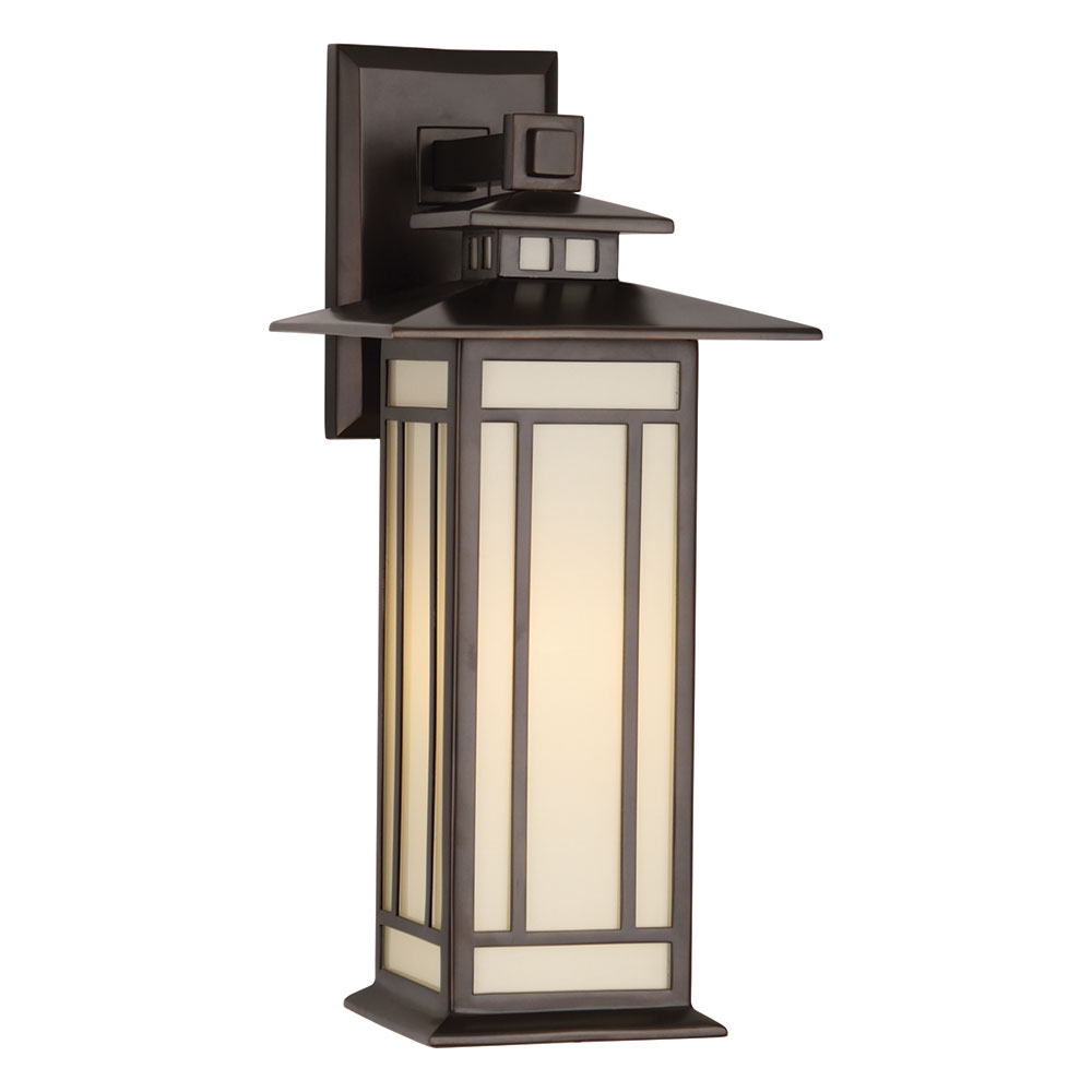 Candler Outdoor Wall Sconce | Contemporary Wall Sconce ... on Modern Outdoor Sconce Lights id=96009