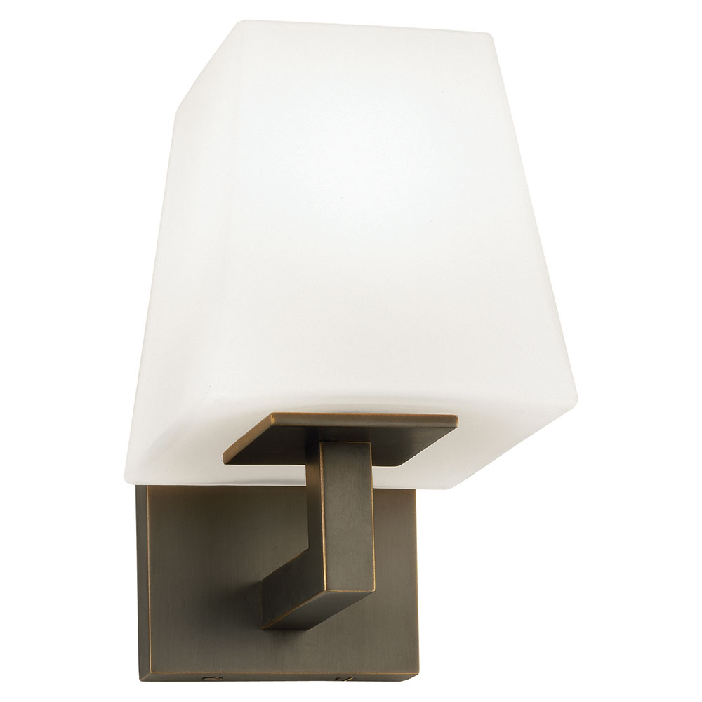 Doughnut Sm Wall Sconce | Robert Abbey | Collectic Home on Small Wall Sconce Light id=61427