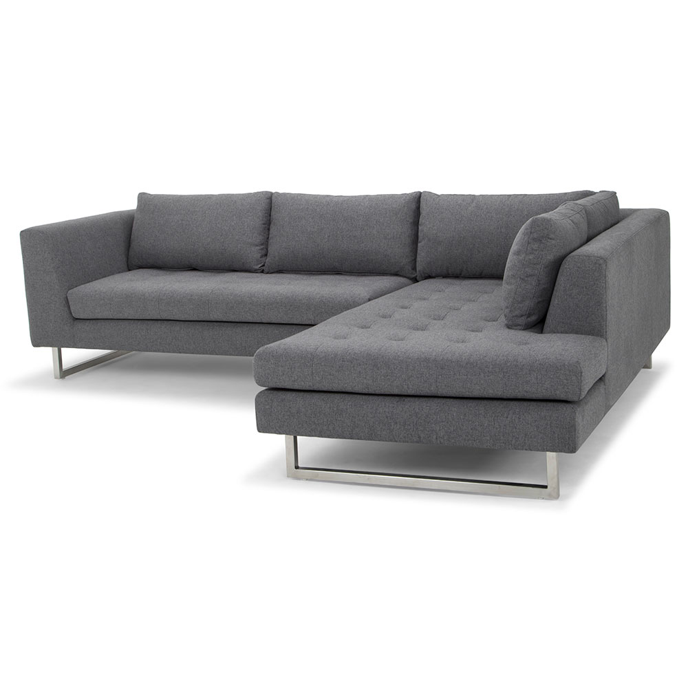 janis right facing sectional sofa