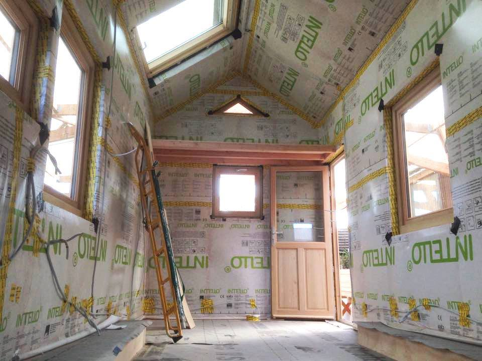 Vendue Tiny House Doccasion En Savoie Collectif Tiny House