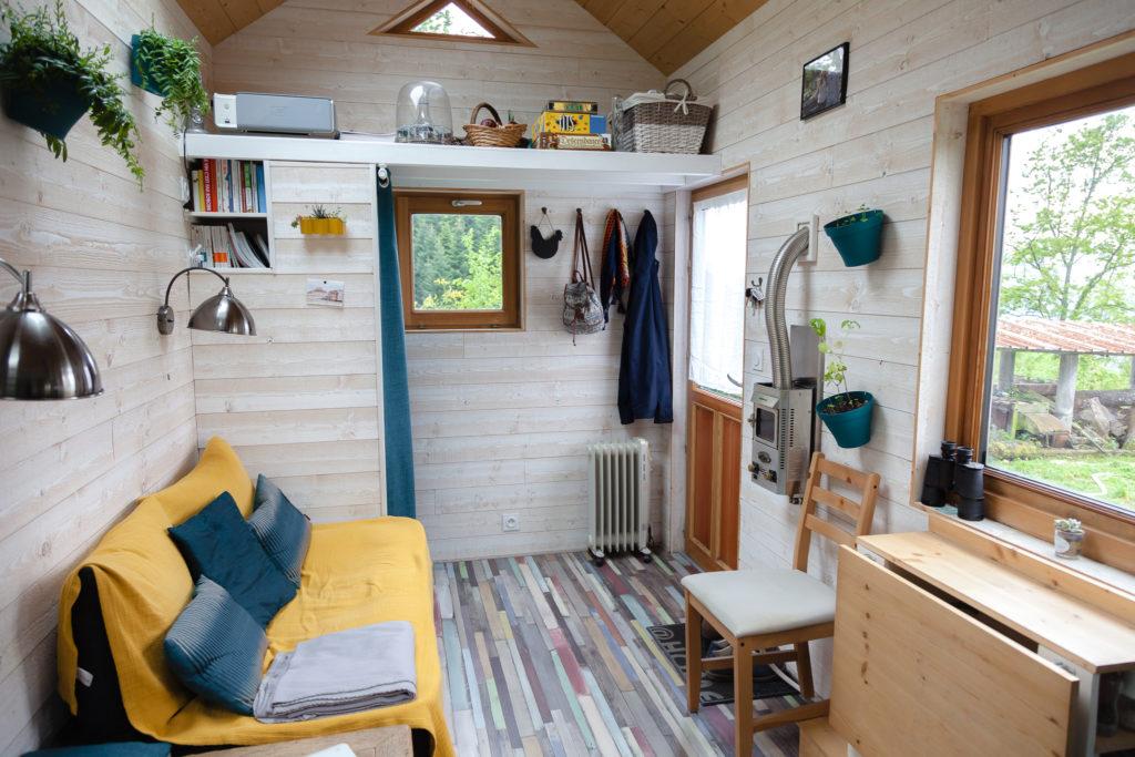 Vendue Tiny House Doccasion En Savoie Collectif Tiny House