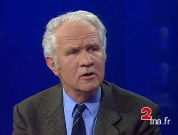Jean Carbonare au JT d'Antenne 2 le 28 janvier 1993