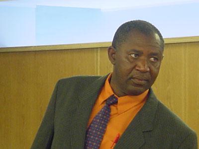 Jean MPAMBARA, ancien bourgmestre de Rukara