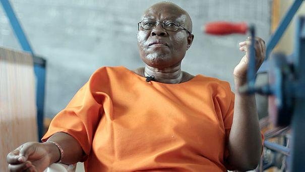 Valérie Bemeriki, ancienne animatrice de la RTLM en prison à Kigali