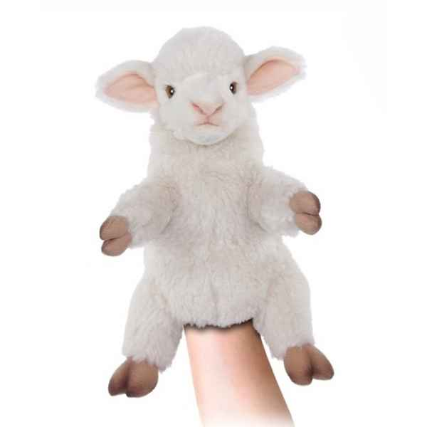 peluches chevre et mouton collection