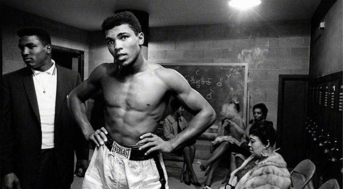 Muhammad Ali (Cassius Clay) 1961