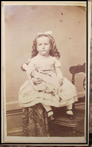 cdv's and cabinet cards