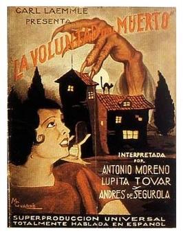 LA VOLUNTAD DEL MUERTO movie