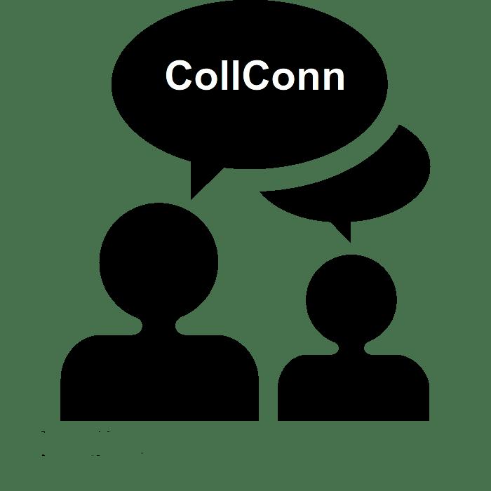 Image of a CollCon icon